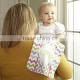 Hot Selling Minky Baby Burp Cloth And Colored Cloth Diapers For Kids                                                                         Quality Choice