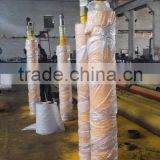 heavy equipments stainless steel long stroke large bore hydraulic oil cylinder