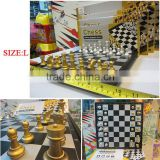 Main product custom design giant plastic chess pieces made in china