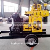 Cheap price hydraulic portable 200m water well drilling rig machine for sale                                                                         Quality Choice