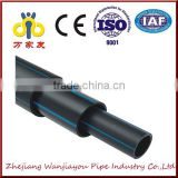 High Density Polyethylene 50mm HDPE Pipe for Irrigation
