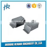 OEM cast wrought iron bracket for shelf in China