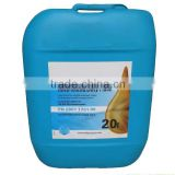 20L roto xtend duty fluid blue jerry cans 8000h, 20L for air compressor lubricant oil
