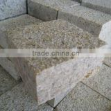 G682 Bush Hammered Granite Paving Stone
