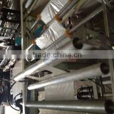 Computer control rolling T-shirt & flat bag making machine plastic bread bags making machine