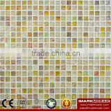 IMARK Gold Star Glass Mosaic Mix Quartz Mosaic Tile Kitchen Tile Bathroom Tile Wall Art Mosaic Tile Cheap Tile