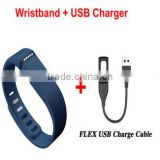 New USB Charger Charging Cable Cord For Fitbit Flex Wireless Wristband Bracelet Fit Bit Charge High Quality