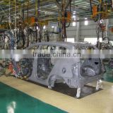 Automobile assembly machinery