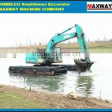 New KOBELCO SK200, SK210, SK250, SK260, SK270 Deep Water Excavator for sale , CE , ISO, EPA , SGS , Model: MAX200SD