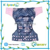 baby cloth Diaper one size fits all Sleepy cloth reusable Diaper wholesale China
