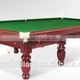12 ft Star Club popular Snooker Table XW107-12S with full set of accessories