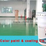 Good resistance to chemical corrosion no solvent epoxy self-leveling primer Sealer floor paint