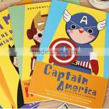 New Cute All Kinds OF Cover Design Notebooks Paper For Kids/Cheap School Notebook Paper Price