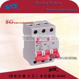 sgb1 Get free samples,2p 16amp 220v 400v 6ka breaking capacity miniature air circuit breaker Good price made in china