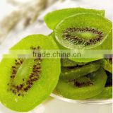 dried kiwi fruit with vacuum bag