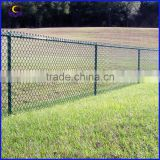 Real Factory cyclone diamond chain link stadium mesh fence for stadium