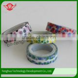 Accept custom made self adhesive magnetic tape