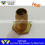 Aluminium, Magnesium, Zinc, Copper, Iron, Steel, Stainless Steel, Bronze, Grey Iron, Ductile, Mechanical Brass CNC Turning Parts