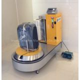 Inquiry about airport wrapping machine