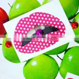 Fashion Custom Tattoo Lip sticker