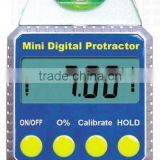 Mini Digital Inclinometer with bubble Digital Angle Gauge Meter Spirit Level Protractor horizontal Bevel Inclinometer