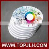 most popular products sublimation blank ceramic coaster for drinking