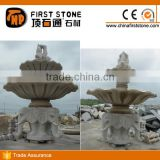 GAF418 Outdoor Elephant Water Fountain
