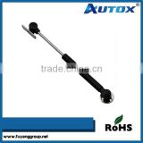 gas spring for farm machinery support