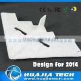 New Design 2CH Foam RC Glider Accept OEM Artwork HJ115836 rc glider rc sailplane rc foam glider