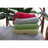small bamboo cotton towel