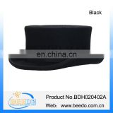 Retro wool felt abe lincoln stovepipe hat for sale