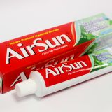 AS-A01 120g airsun maximum cavity protection whitening teeth fresh breath fluoride helps protect germs toothpaste