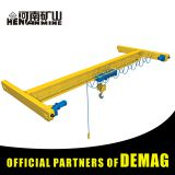 Electric Hoist Type 5 Ton 10 Ton Single Girder Overhead Crane Price