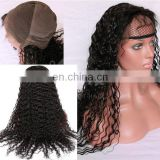 2014 china products for sale silk top aaaaa human hair grade 5a beautiful full front lace wig for black women