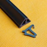 EPDM Rubber Extrusions, Rubber Door Seals, Window Seals Building Rubber Gaskets Construction Rubber Seals ASTM C 864 China Manufacturer