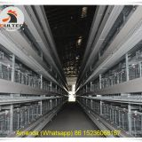 Ethiopia Poultry Farming - Battery Chicken Cage & Layer Cage & Chicken Coop & Laying Hen Cage in Chicken House Image