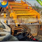 Alluvial Gold Vibrating Screen Classifier