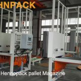 Magazine Dispenser/Pallet Stacker/Auto Pallet Stacking and Dispensing Machine Manufacturer From China