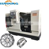 CK6180 Metal spinning CNC lathe machine