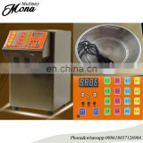 Professional fructose syrup dispenser, liquid sugar measuring machine, fructose filling machine
