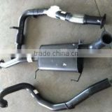 stainless steel patrol exhaust systerm for nissan patrol zd30