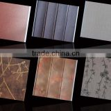 2015 hot sale in China driect factory productions of high quality laminated pvc wall panels and cellings