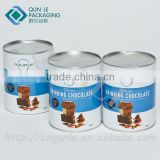Bespoke Empty 400g Net Weight Coffee Tube Cardboard Tin                                                                         Quality Choice