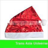 High Quality Custom Santa Cap Christmas Hat