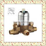 UPC faucet part -- Pressure balance shower valve , Bathroom shower accessories
