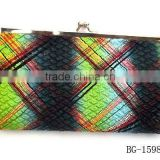 hot sale fashion indian evening bags