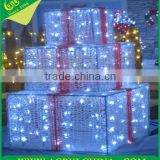 LED Christmas gift acrylic box
