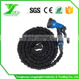 2015 new hot garden hose manguera expandable garden hose as seen on tv