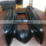 Temperature Resistance ABS Vacuum Forming Molded Plastic Bait Boat Hulls                                                                         Quality Choice