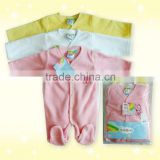 Care Bears 100% polyester Microfleece baby underwear Long- Sleeved Baby Girles Underwear